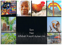 Preview this picture book about the Haitian Creole Alphabet by J. Scheibe