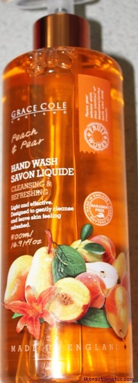 Grace Cole Fruit Works Hand Wash