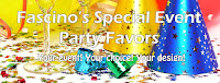 Fascino's Special Event Party Favors