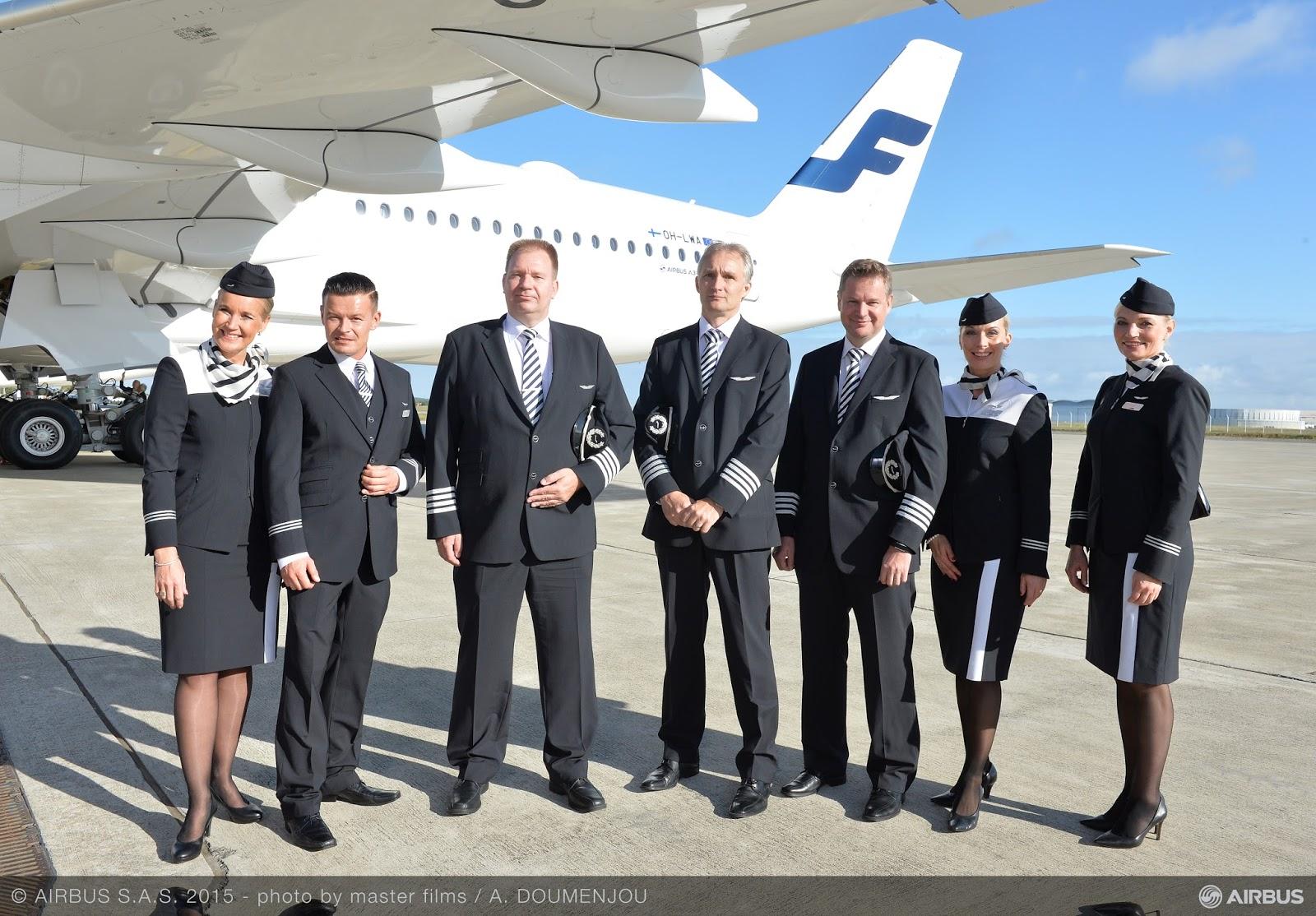 Finnair Receives the A350 XWB | See the Photos