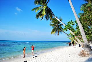 Pulau Tanjung Gelam karimunjawa