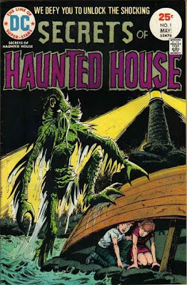 DC Comics, Secrets of Haunted House #1