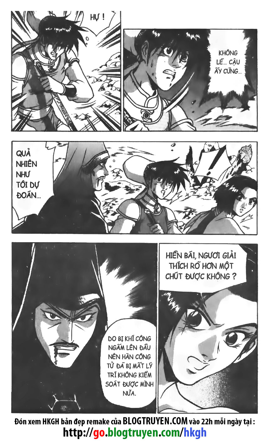 Hiệp Khách Giang Hồ chap 160 Trang 25 - Mangak.info