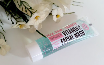 Soap & Glory Face Soap & Clarity 3-in-1 Daily Detox Vitamin C Face Wash