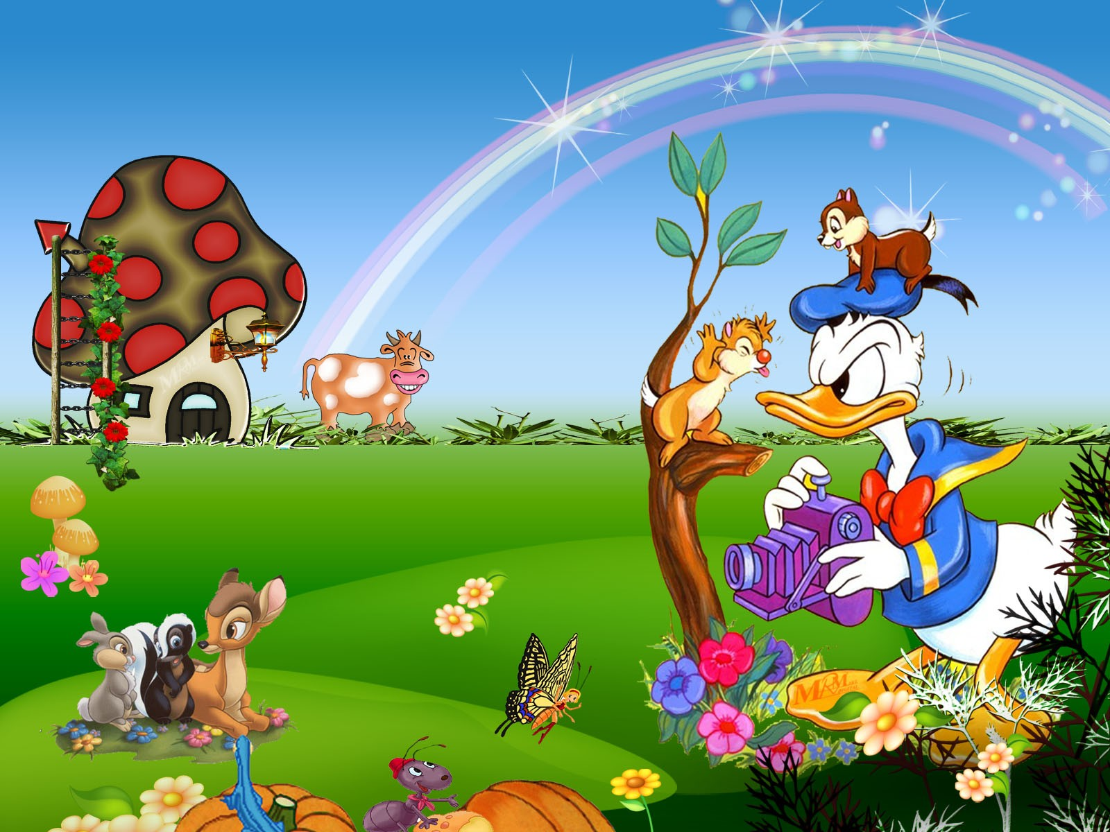 3d Cartoon Wallpapers Real Hd Wallpapers