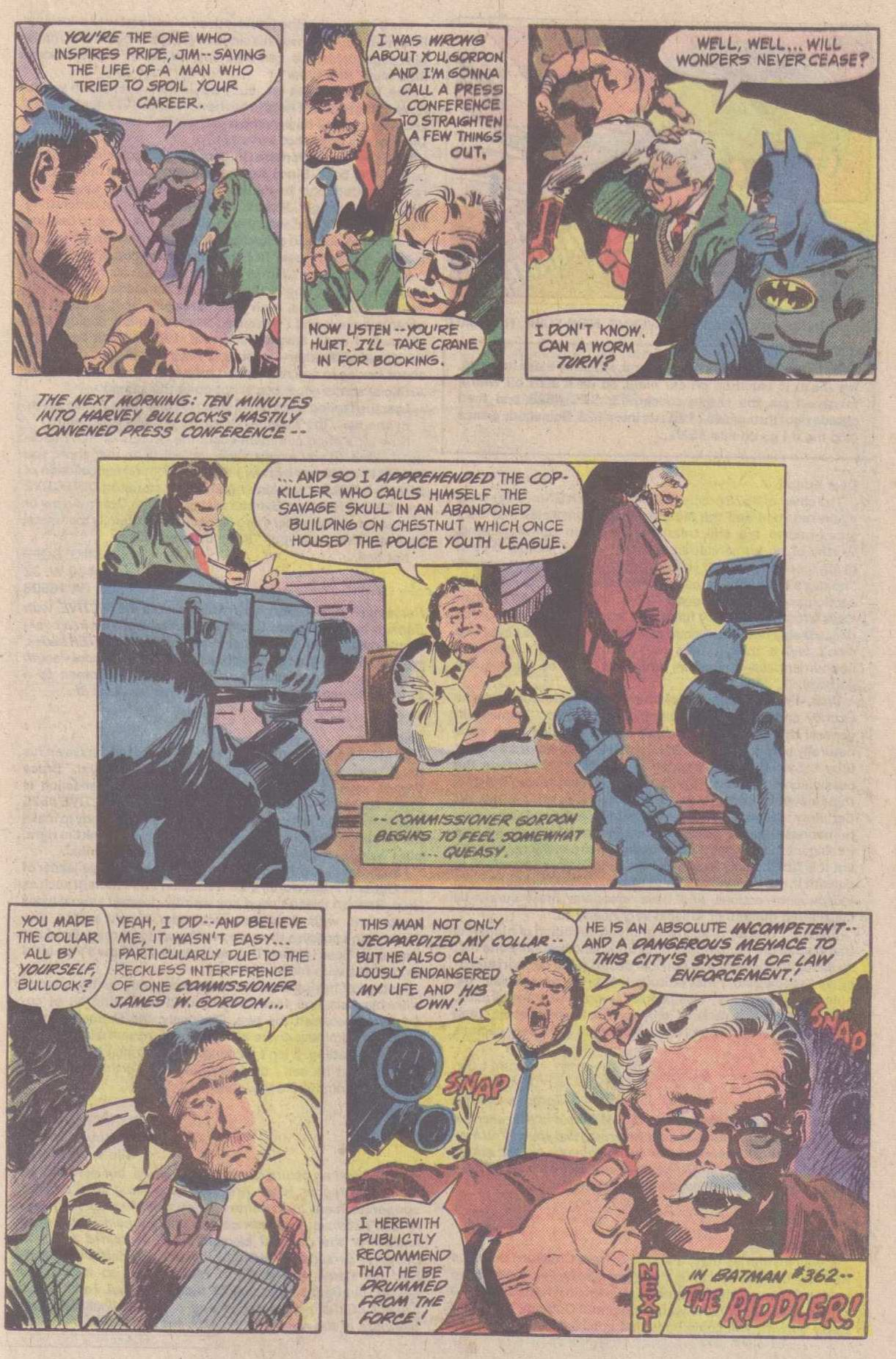 Detective Comics (1937) Issue #528 Page 18