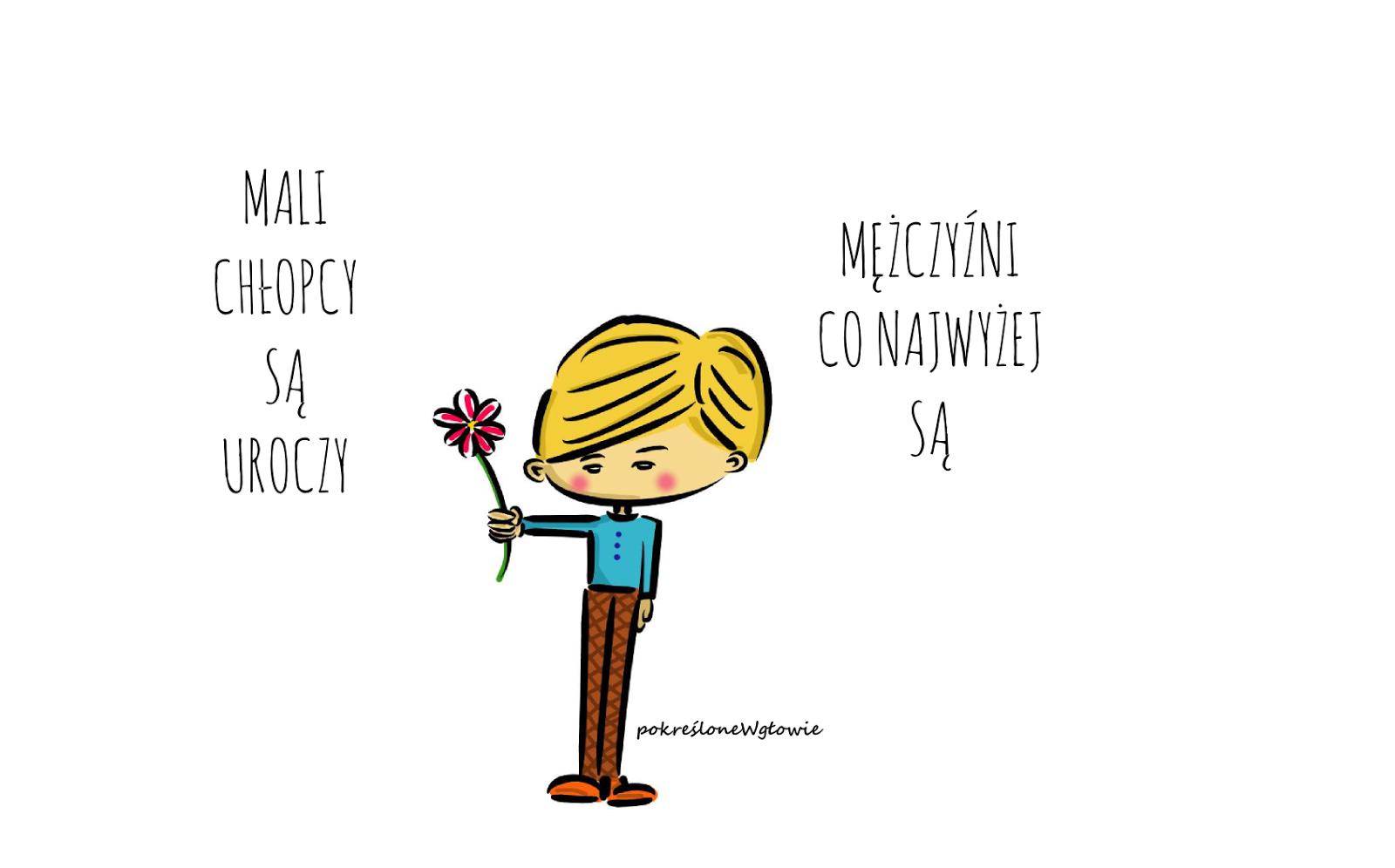 kobieta rysunkowy blog