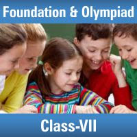 Study Material for Foundation & Olympiad (Class VII )