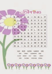 spring flowers word search 3 spring flowers word search 4