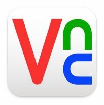 aplicación vnc viewer