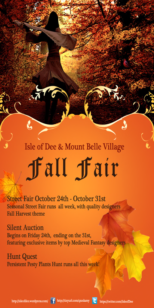 Isle of Dee Fall Fair
