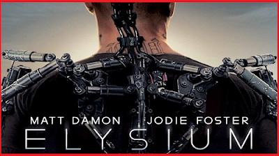 Elysium, Full ,Movie ,HD ,Poster, Online
