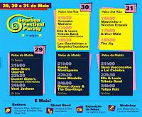 7ª Bourbon Festival Paraty