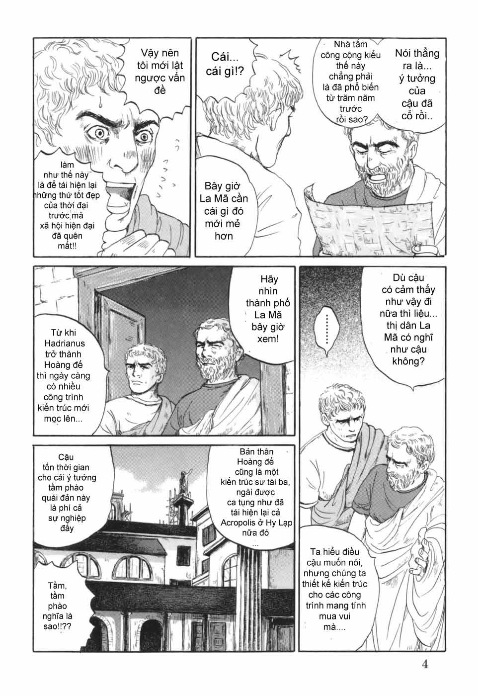 Thermae Romae chap 1 - Trang 9