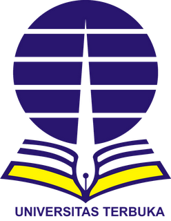 gambar logo Universitas terbuka atau UT