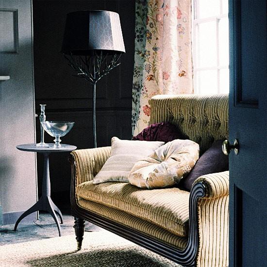 Litt om fargebruk i interiøret, dramatiske farger, kontraster, -og hva sier hjemmet ditt om deg?
