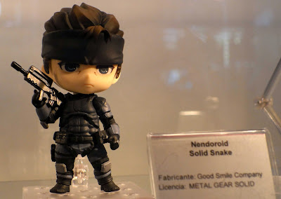 solid snake figura