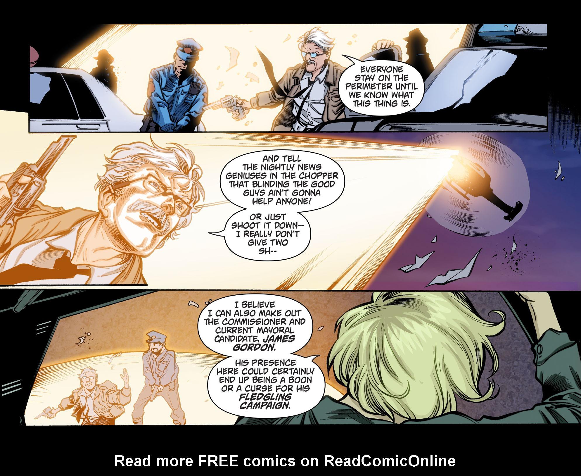 Batman: Arkham Knight [I] Issue #25 #27 - English 6