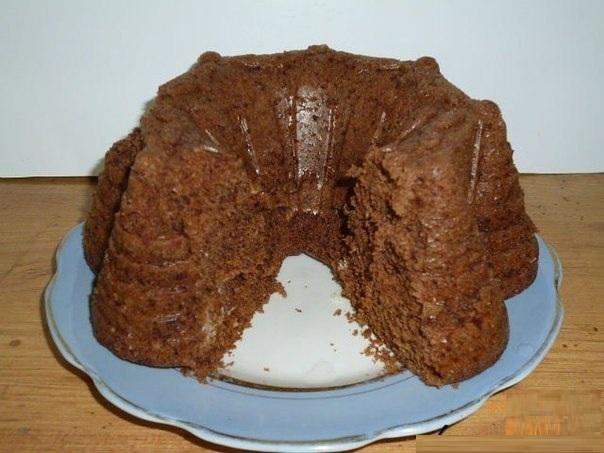 Как быстро сделать торт в микроволновке