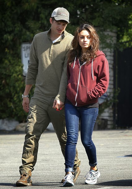 Girlfriend Mila Kunis  The Couple Would They Have Something To Hide