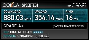SSH Gratis 2 Maret 2015 Singapura