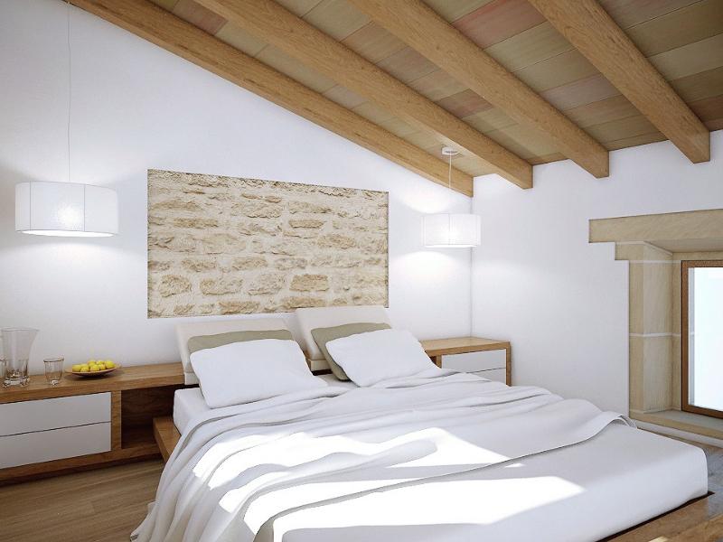 Hoteles en el casco antiguo de alcudia qu delicia - Cabeceros de piedra ...