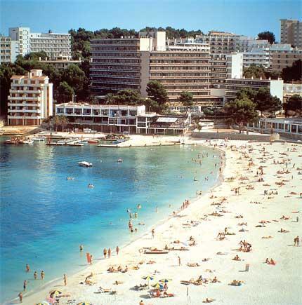Hotel A Palma Di Maiorca Sul Mare