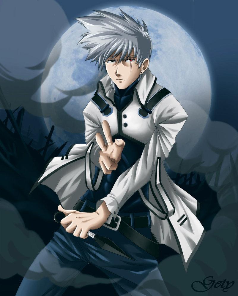 Anime character kakashi hatake - Manga kakashi ...