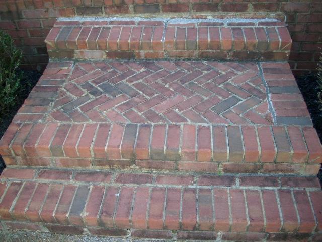 Brick Vector Picture Brick Steps