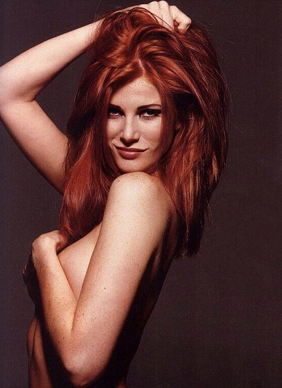 Angie Everhart Topless