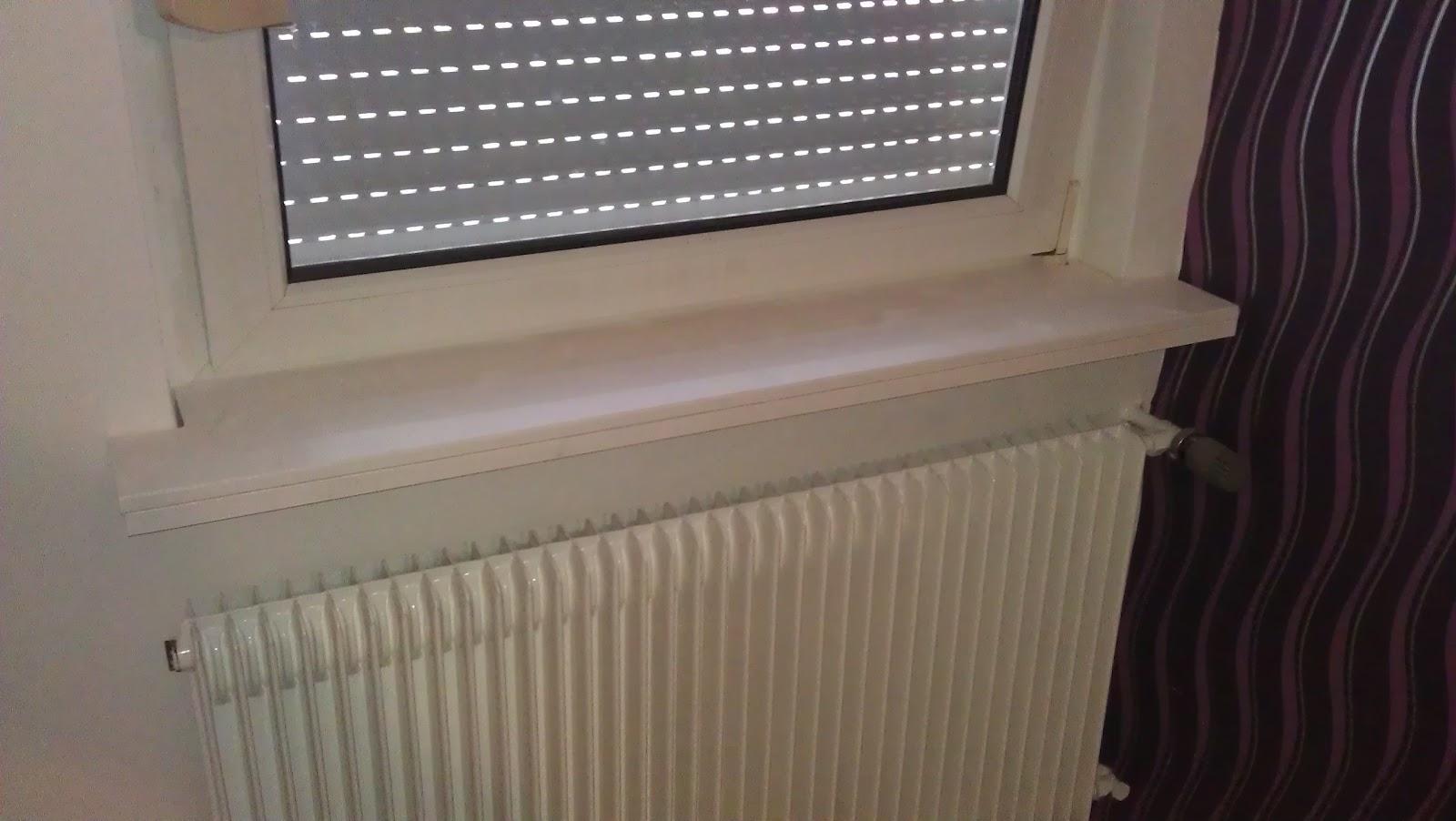 Tolle Eternit Fensterbänke Streichen Zeitgenössisch - Die ...
