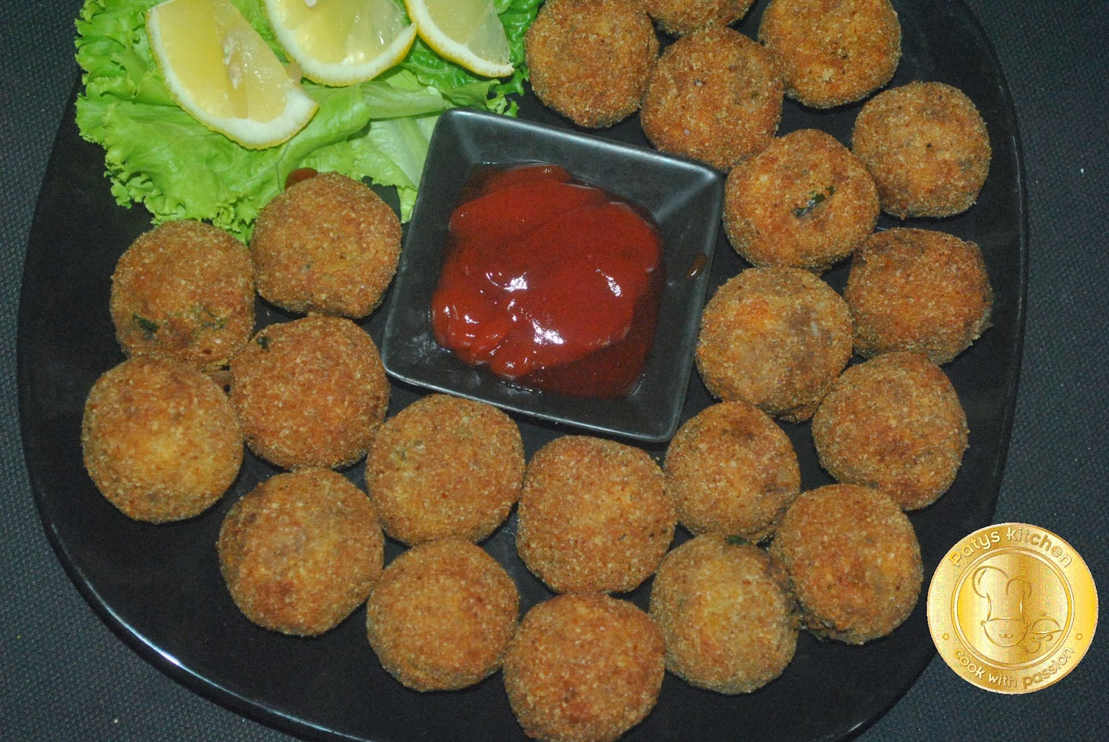 how to make sri lankan cutlets
