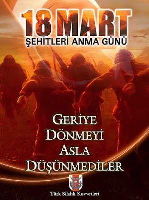 VATAN SİZE MİNNETTARDIR !