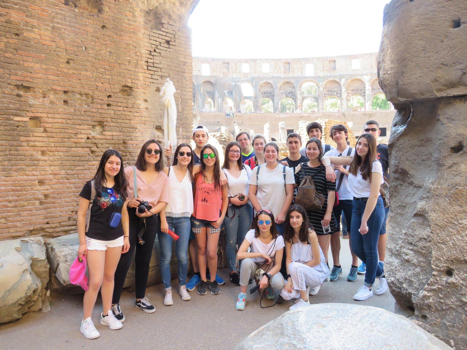 Viaxe a Roma 2017