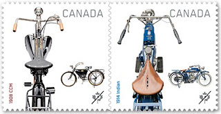 Canada: Motorcycles - Canada Post