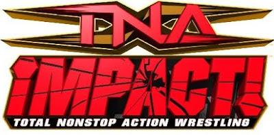 imagen de el poster de la reconocida empresa TNA total nonstop action impact