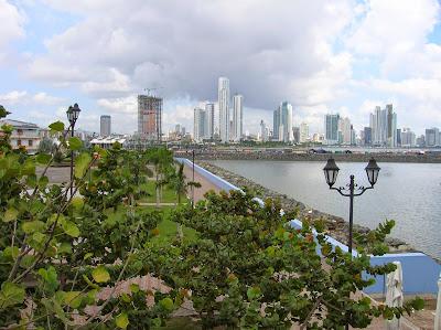 Cinta Costera, Ciudad de Panamá, round the world, La vuelta al mundo de Asun y Ricardo, mundoporlibre.com