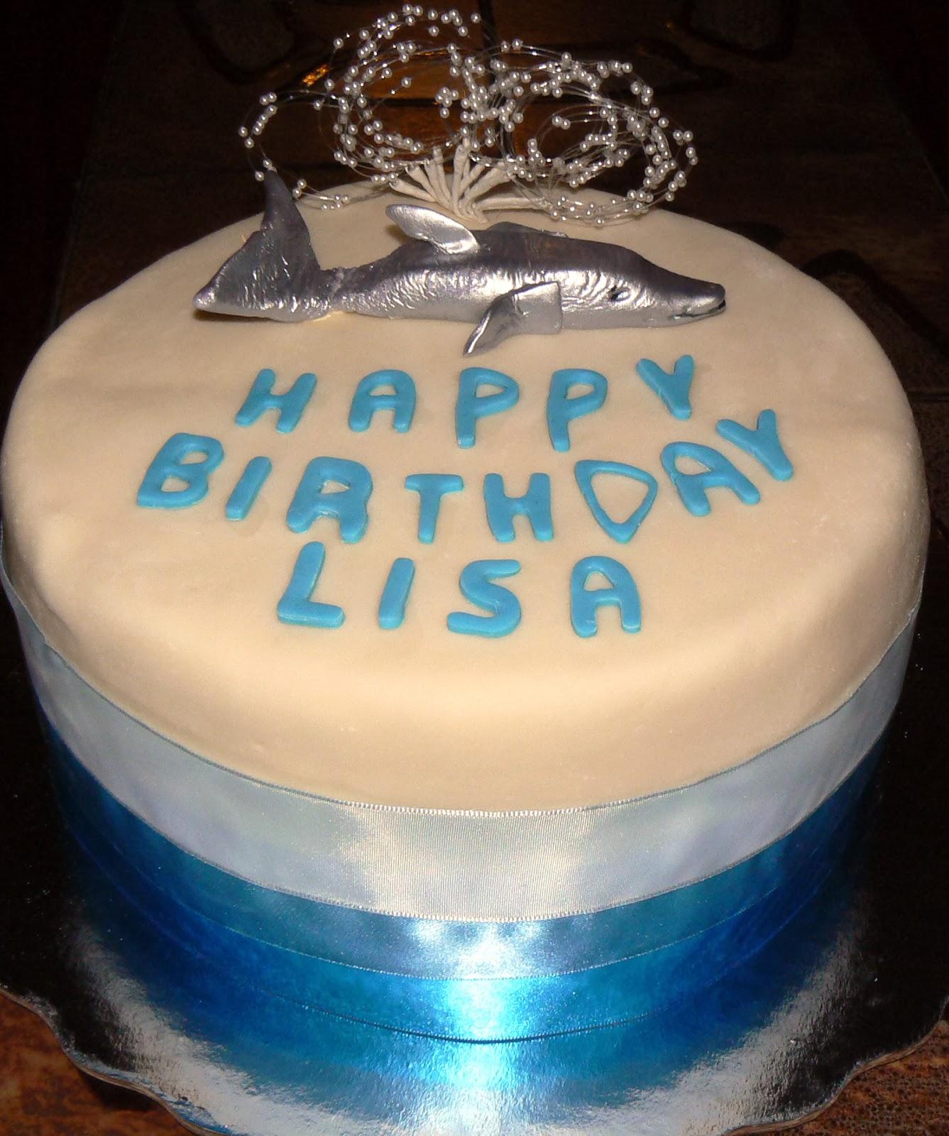 Pasteles De La Paz Happy Birthday Lisa