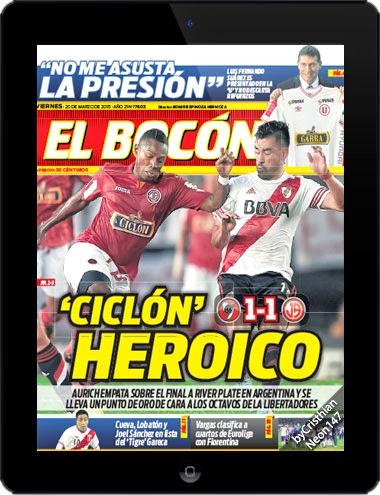 Diario El Boc�n (20 Marzo 2015) ESPA�OL -