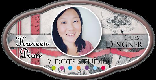 Guest DT - 7 Dots Studio