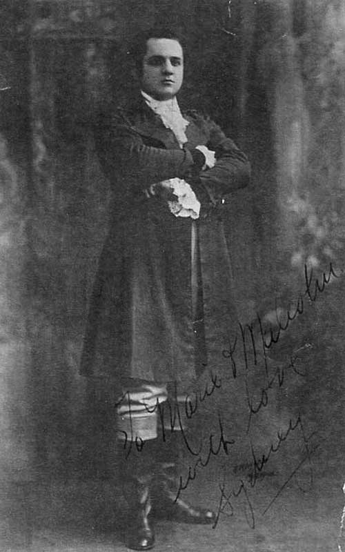 AMERICAN TENOR SYDNEY RAYNER (1895 - 1981) CD