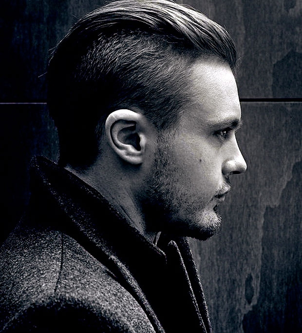 30 hombres peinados de moda 2013 fotos peinados cortes - Peinados de moda para hombre ...