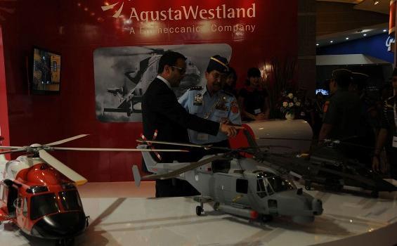 Indonesia - Prancis Tandatangani Perjanjian Kerjasama Industri Pertahanan