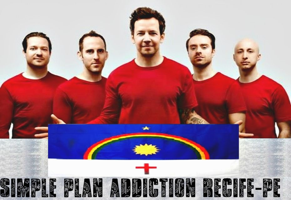 Fã Clube Simple Plan Addiction Recife - PE