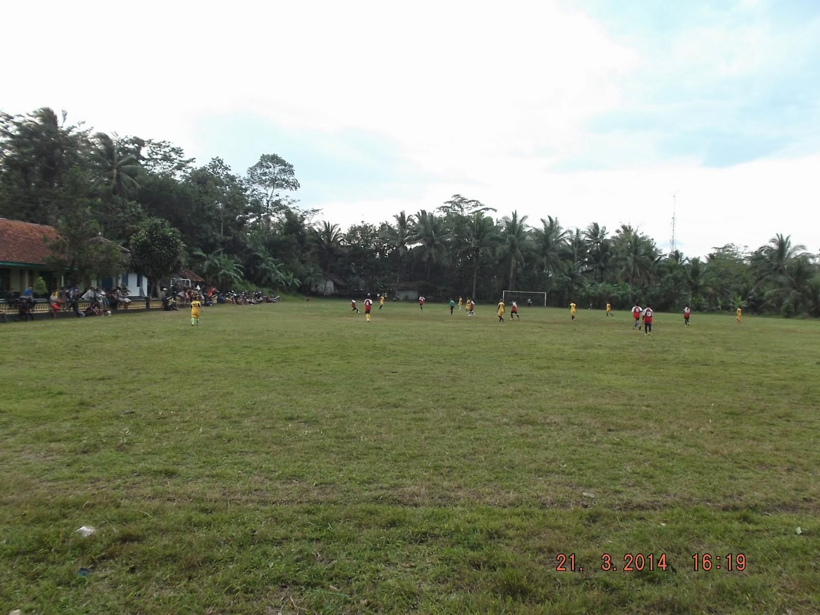Lapang Sepakbola Bojongmengger