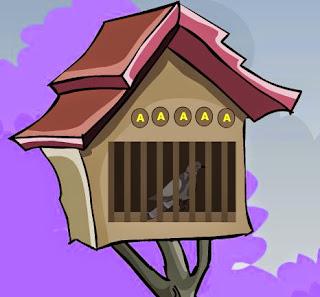 Juegos de escape Trapped Cuckoo Escape