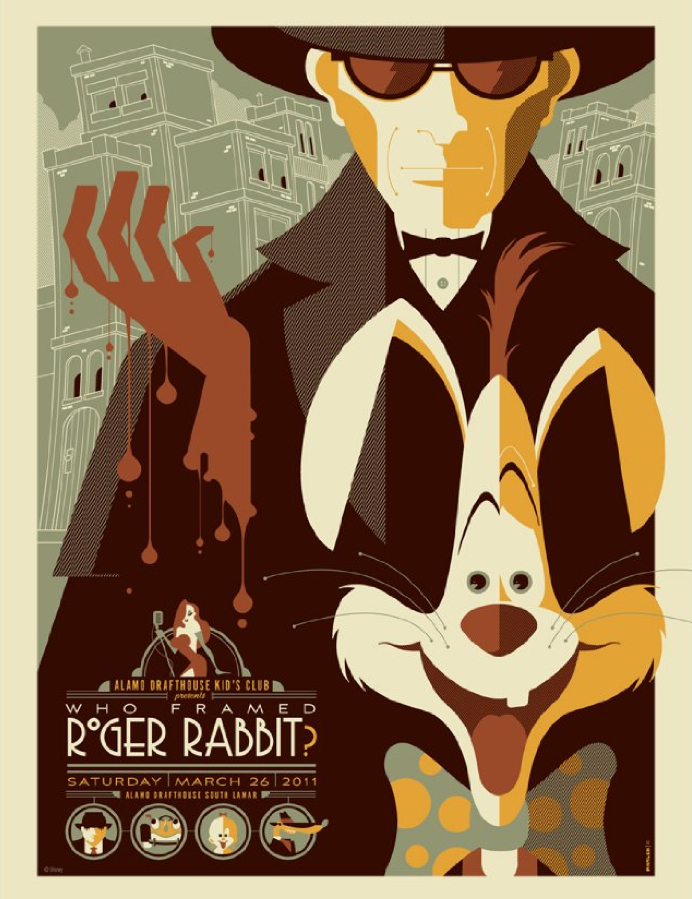 Cine y Bollycao VII: Quién engañó a Roger Rabbit ...