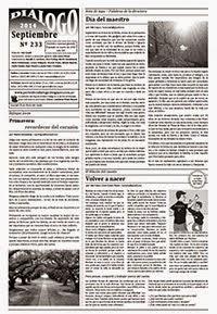 Periódico Diálogo - Septiembre 2014