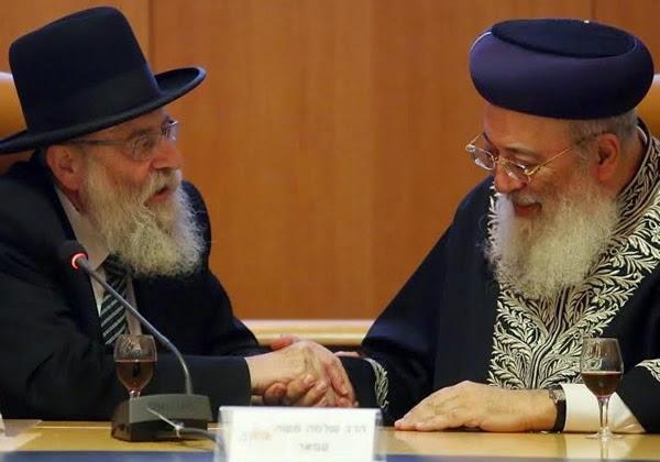 Shlomo Amar y Arie Stern fueron electos como los nuevos Rabinos Jefes de Jerusalem