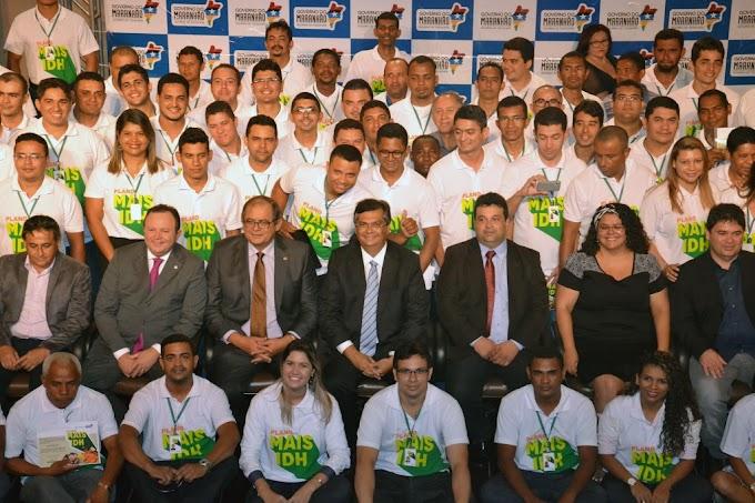 Flávio Dino entrega certificados e técnicos fortalecerão agricultura familiar nos municípios com menor IDH